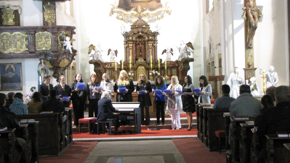 noc kostelů 9.2012