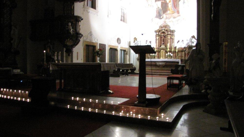noc kostelů 12.2012