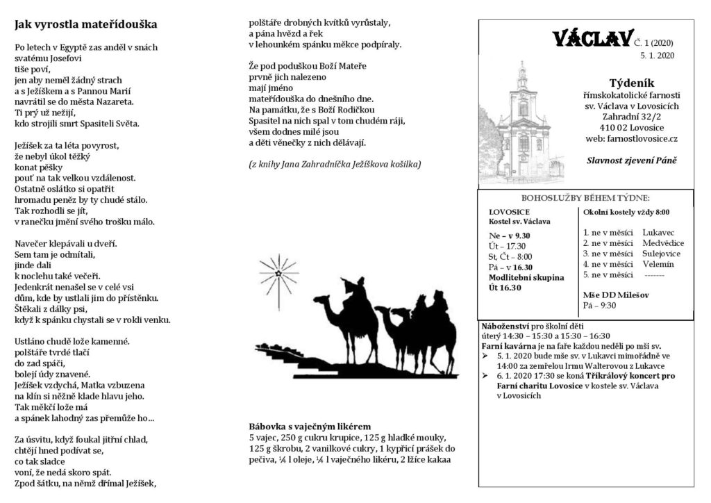 Václav 01/20