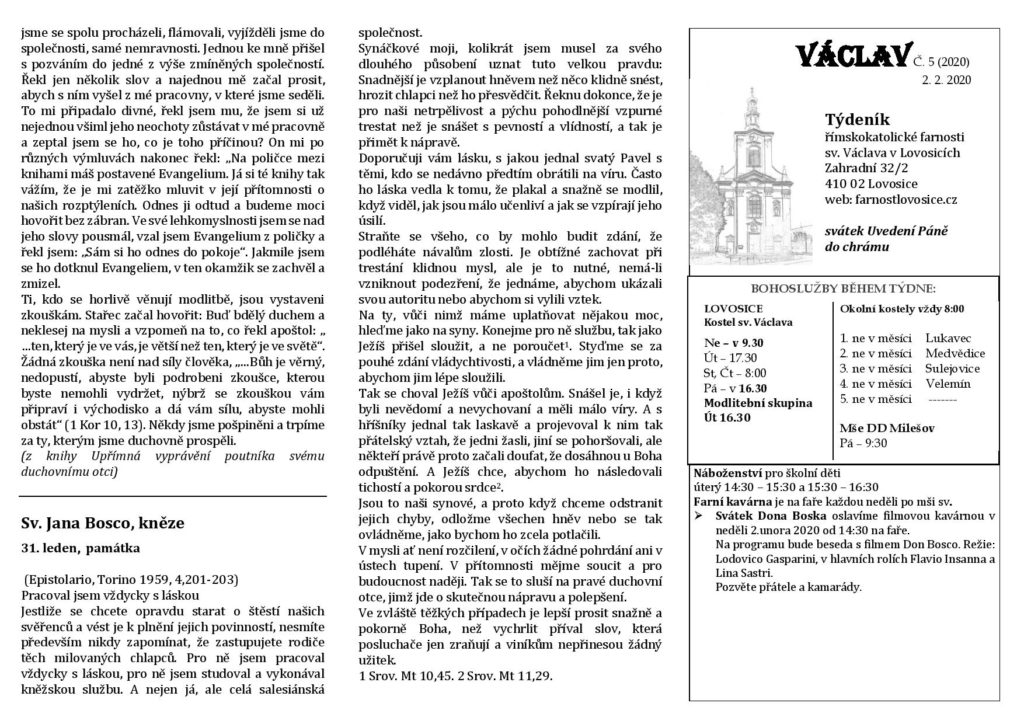 Václav 05.2020