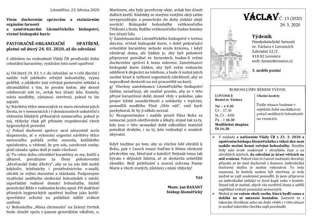 Václav 13.2020