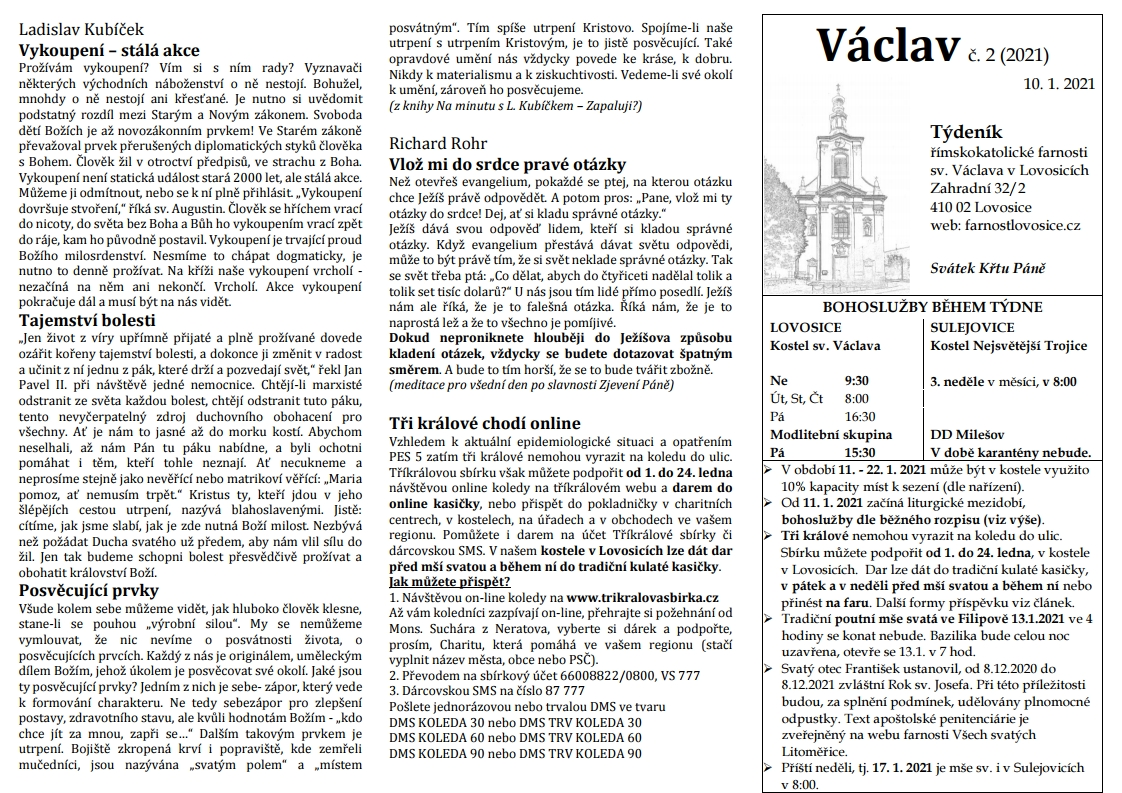 Václav 02.2021