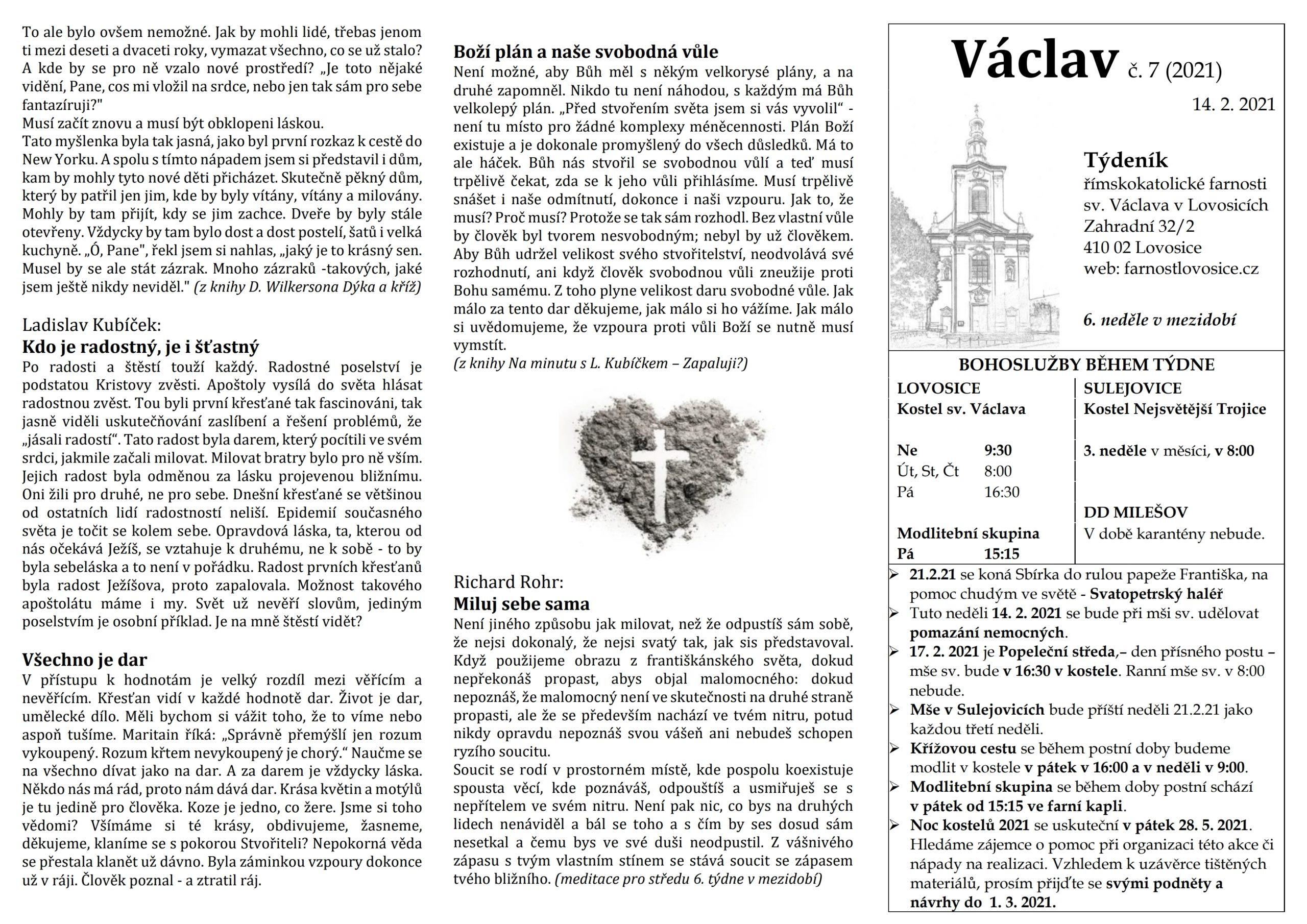 Václav 07.2021