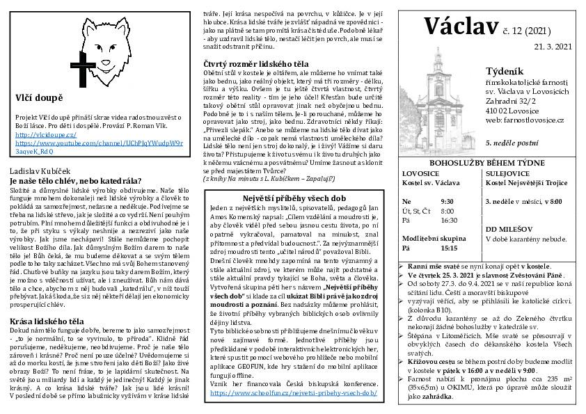 Václav 12.2021