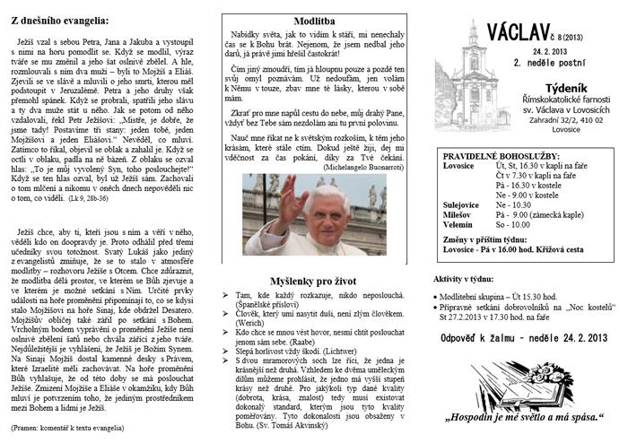 Václav 8. 2013