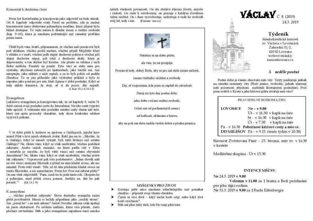 Václav 8.2019