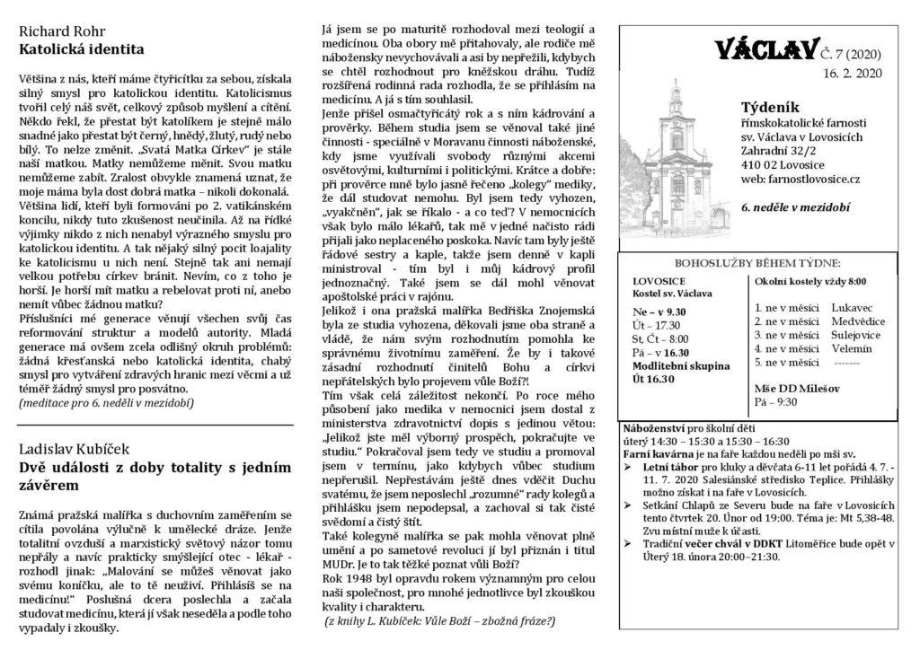 Václav 07.2020