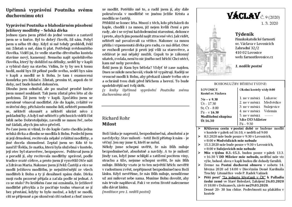 Václav 09.2020