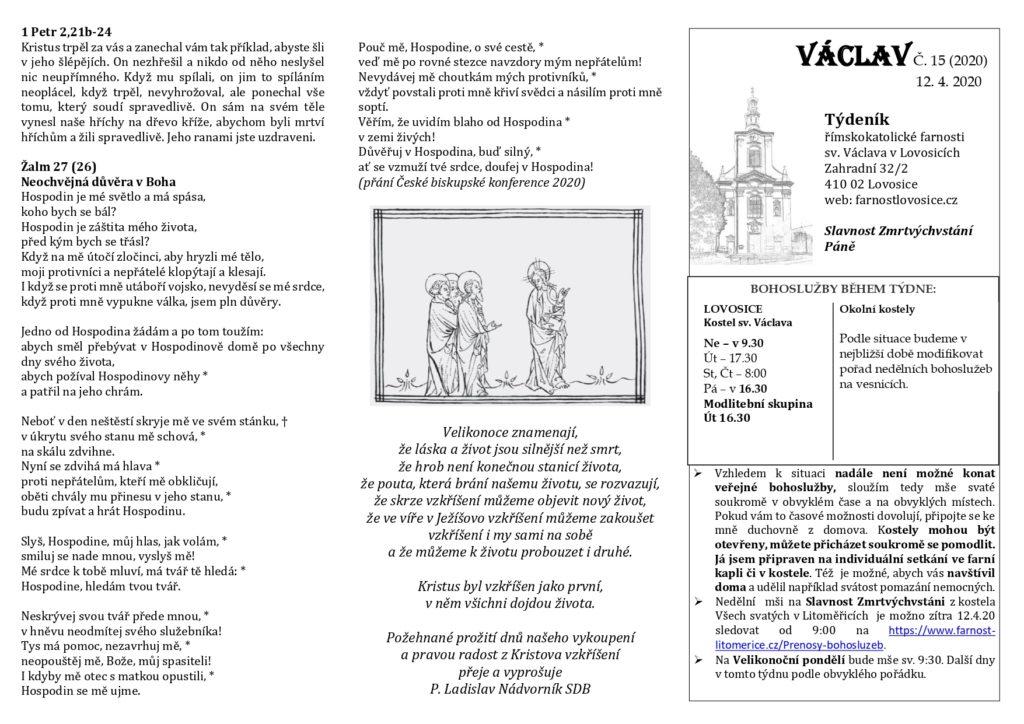 Václav 15.2020